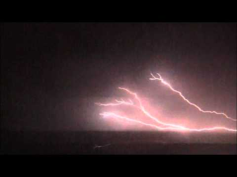 Lightning in Bermuda, July 23 2012