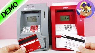 BANKOMATY V TESTU | Který bankomat na doma je lepší? elektrická pokladna