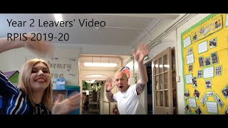 Year 2 Leavers' Video