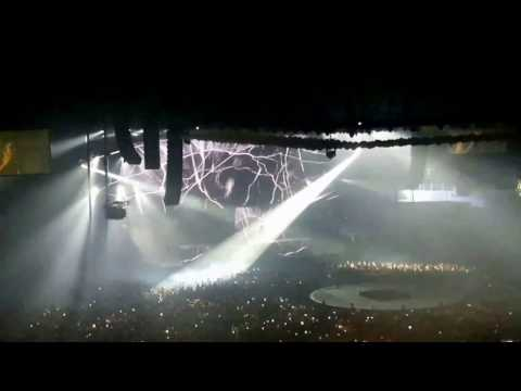 Drake concert 2017 Birmingham UK barclaycard arena 23/02/2017
