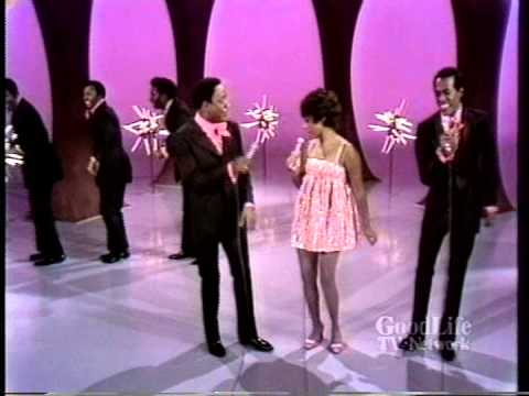 The Temptations wLeslie Uggams  The Weight The Leslie Uggams