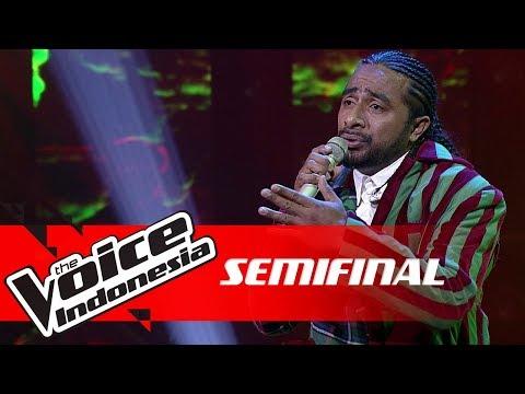 Philip - Lay Me Down (Sam Smith)   SEMI FINAL   The Voice Indonesia GTV 2018