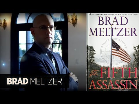 Brad Meltzer Fifth Assassin