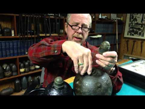 Confederate Land Mines Civil War Steve Phillips
