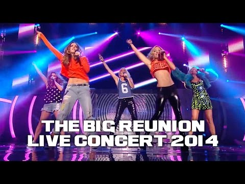 GIRL THING - GIRLS ON TOP (THE BIG REUNION LIVE CONCERT 2014)