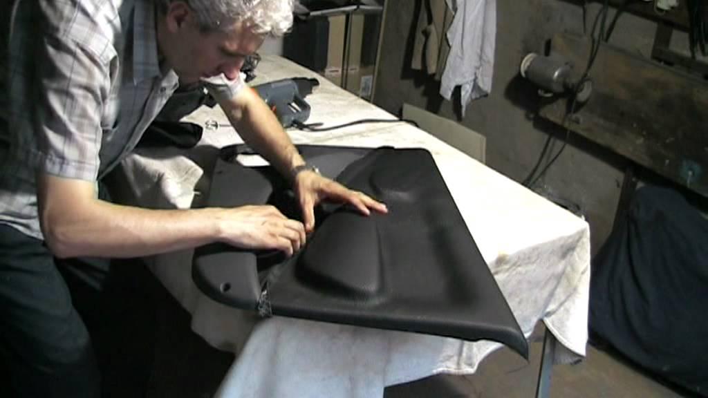 ремонт дверных карт авто своими руками