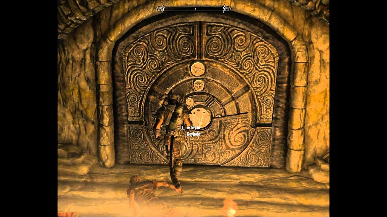 The Jagged Crown Skyrim Door Code Free Online
