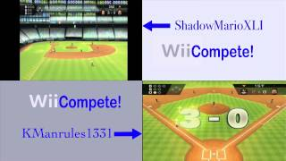 Wii Compete! #2: Wii Sports Baseball