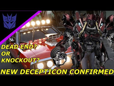 New Decepticon Leak/Reveal For Transformers Bumblebee Movie!!!