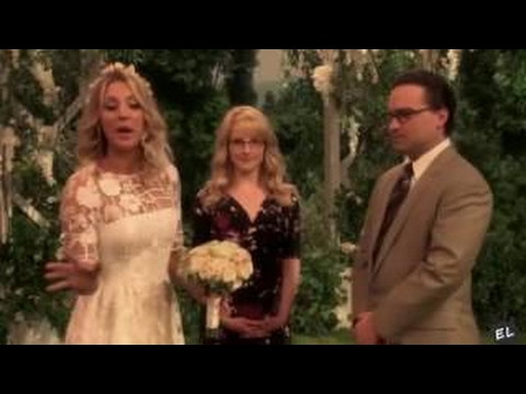 The Bang Theory 10x01 Penny Leonard S 2nd Wedding