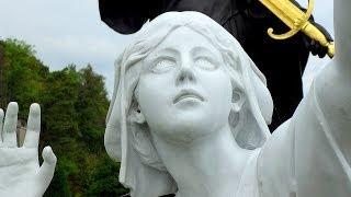 NATASHA ST-PIER.  MES ARMES PAR STE THERESE DE LISIEUX. + LYRICS.