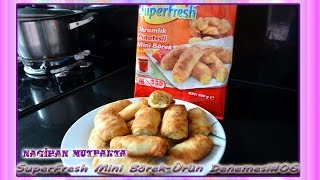 Patatesli Mini Borek-Super Fresh Mini Patatesli Borek-Urun denemesi#06