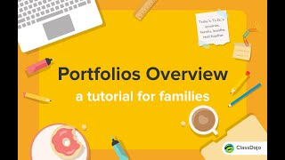 How families can post to their student's Portfolio 🗂