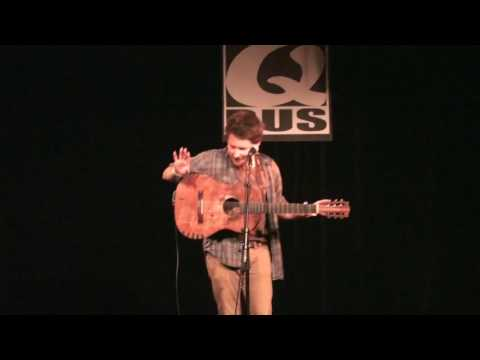 Christopher Paul Stelling live at the club the Q bus city Leiden holland  2014 06 03