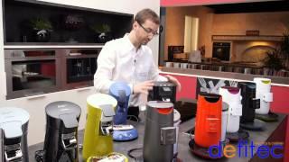 Thomas vous présente les machines à café SENSEO - Electros et Cuisines DEFITEC