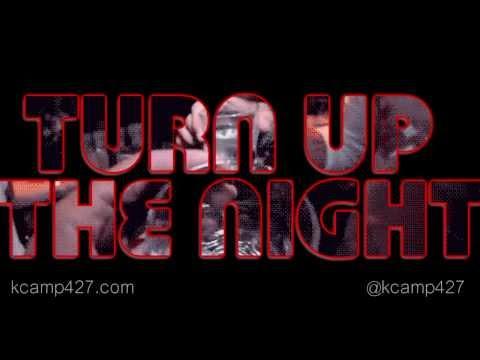 K Camp - Turn Up The Night (Lyric Video @KCamp427)