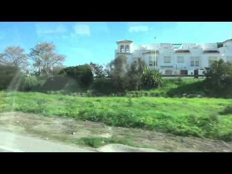 ALSA Bus Algeciras - Malaga