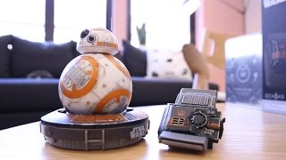 Use the Force Band to control BB-8 and more