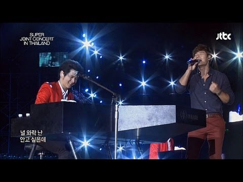 김종국(Kim Jong Gook) & 또르(ToR+) 'One Man (한 남자)' in Thailand [Super Joint Concert]