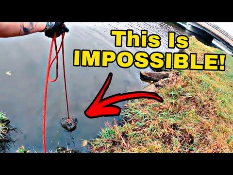 Download The Most IMPOSSIBLE Magnet Fishing Catch EVER!!!