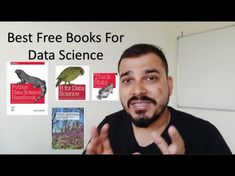 Best Free Books For Learning Data Science In 2020