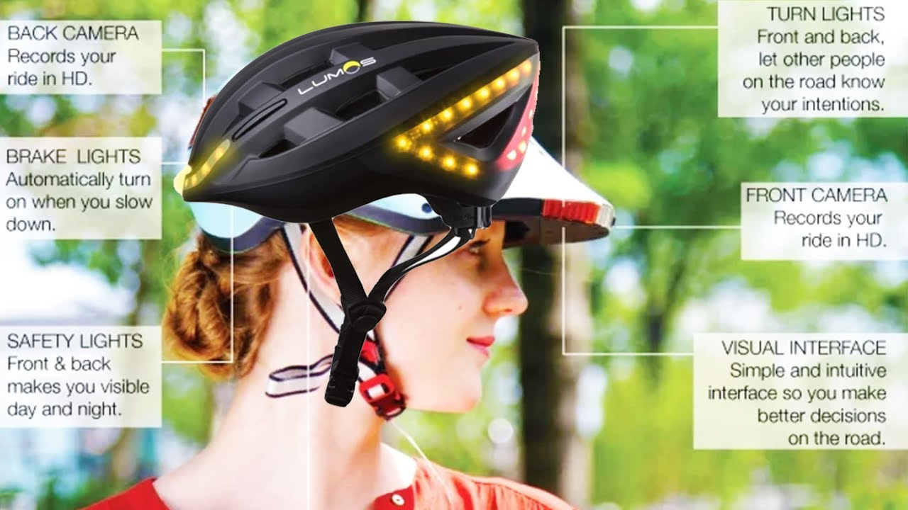 7775b9eb896 5 Bicycle Helmets are really Smart