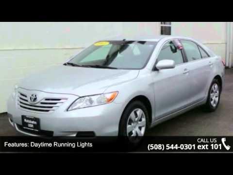 2007 Toyota Camry Autobahn Usa Westborough Ma 01581 Youtube