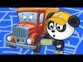 Мастерская Биби – Лучшие Серии Новогодний Сборник - Мультфильмы Про Машинки