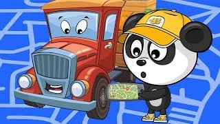 Майстерня Бібі – Кращі Серії Новорічний Збірник - Мультфільми Про Машинки