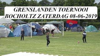 HD 720 Grenslanden toernooi Bocholtz 2019 zaterdag vrouwenvoetbal.