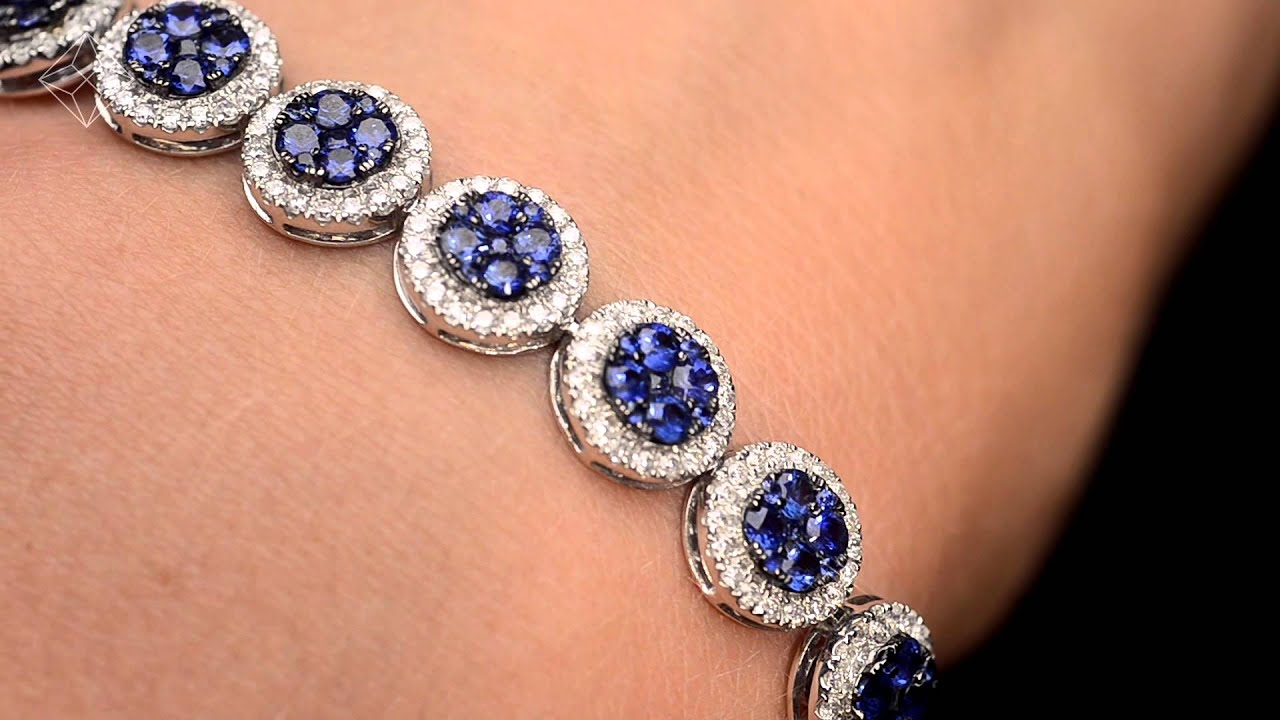 sapphire gold gems blue img diamond lihiniya product ring