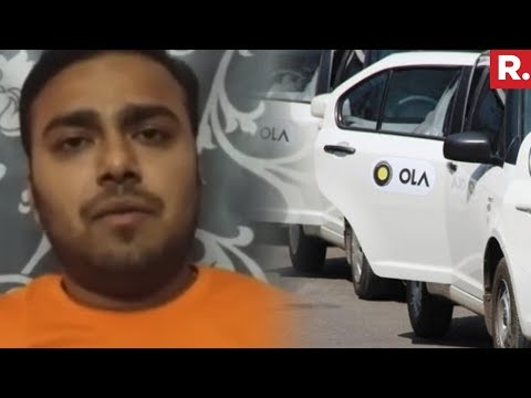 SHOCKING! VHP Man Cancels Ola Ride Because Driver Was Muslim