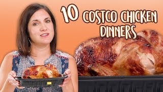 10 Easy Costco Chicken Dinners | Recipes You Can Make With a Costco Rotisserie Chicken