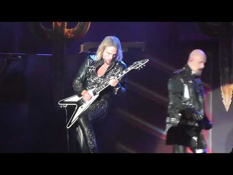 Judas Priest Breaking the Law Mexico 2018