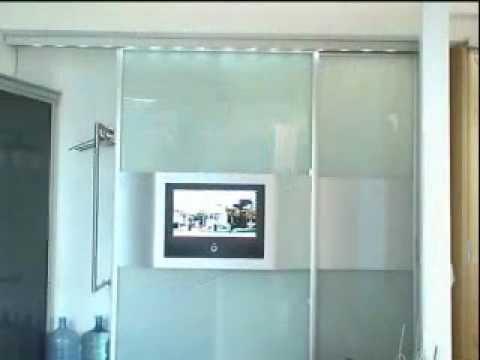 Merveilleux Fiero Ardi   LCD Tv For Sliding Doors