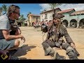 Pirates of the Caribbean - Behind The Scenes, Bloopers