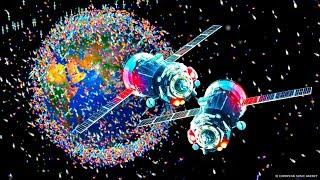 増え続ける宇宙ゴミの危険