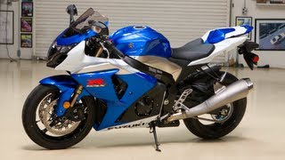 2009 Suzuki GSX-R1000 - Jay Leno's Garage Video