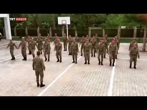 Mehmetçik'ten Anneler Günü'ne özel video