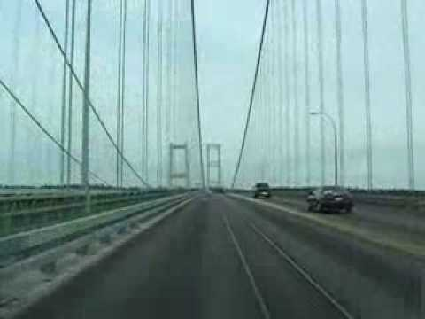 Narrows Bridge Collapse With Sound Rare