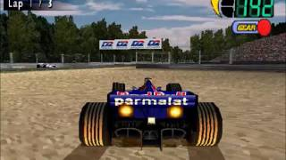 F1 World Grand Prix 2000 (2001) - Introduction/Gameplay clip