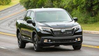 Honda Ridgeline 2018 Car Review