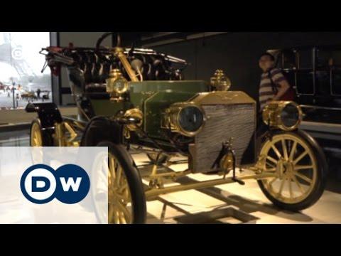 Vintage: Shanghai Auto Museum | Drive it!