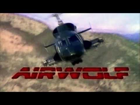 Airwolf  Season 4 Theme