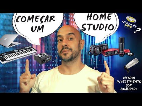 Como #começar um #HomeStudio. O que #comprar? Computador para áudio.