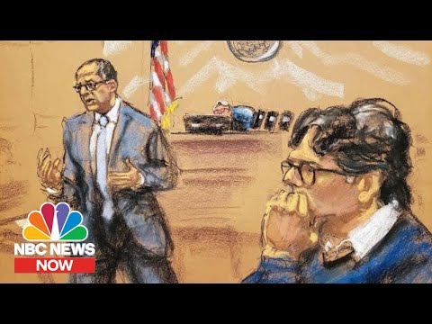 NXIVM Sex Cult Leader Keith Raniere Found Guilty On All Charges | NBC News Now