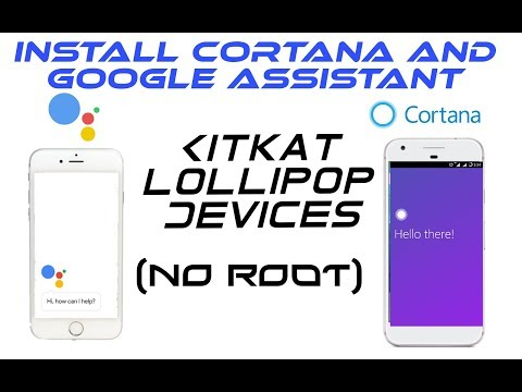 How to get | google assistant | and | cortana | on android