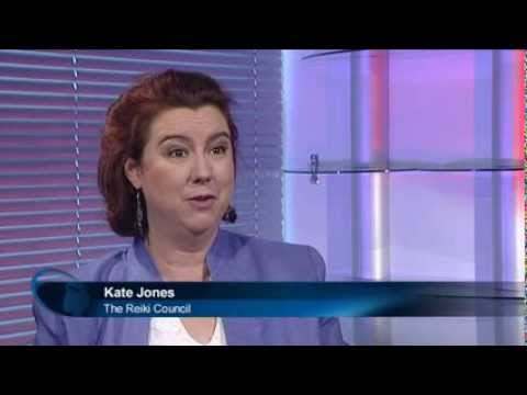 Kate Jones Interview with Martyn Lewis about Reiki Council