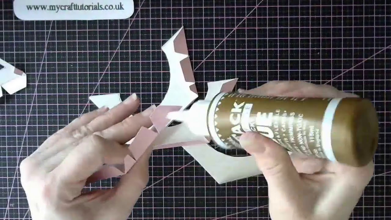 How To Make Eiffel Tower Template Craft
