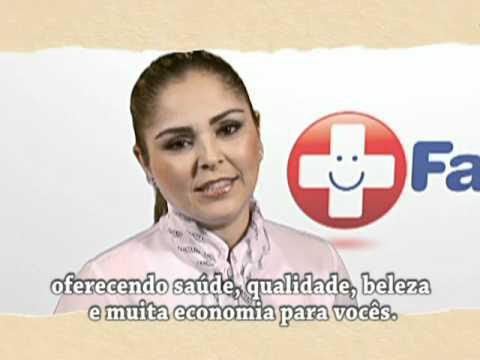 A Farmais faz parte da minha vida - Por Andreia Ta...